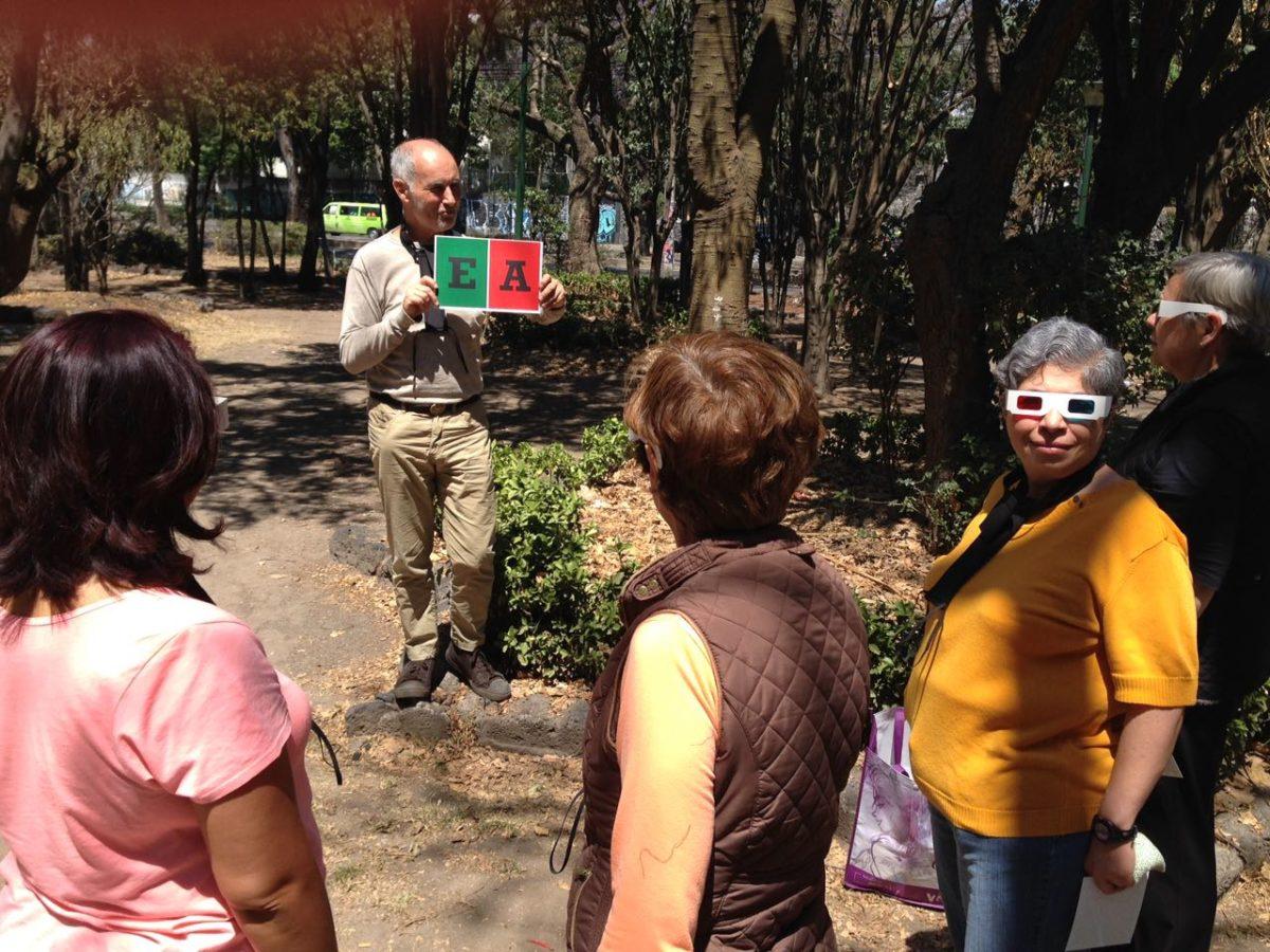 formazione educatori visivi in Messico