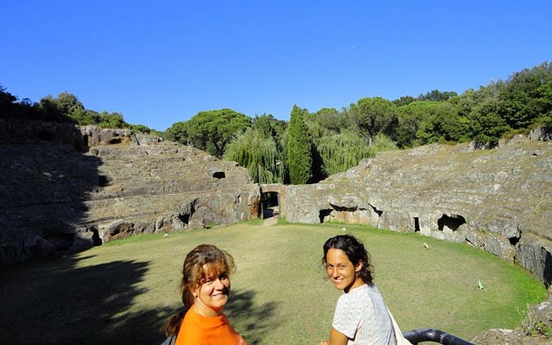 Holiday on Eyes en Le Cerque (Cerca de Roma) 10-17 de Julio