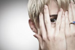 timidezza e miopia