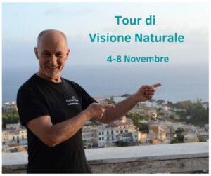 tour di visione naturale